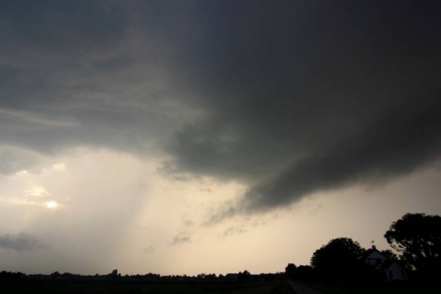inflowtail aan supercell