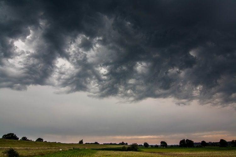 undulatus wolkenformatie