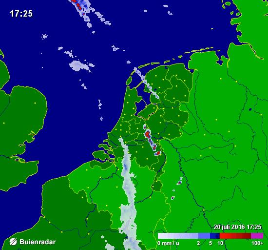 radarbeeld 1