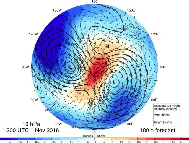 splitsing-polar-vortex-oktober-2016