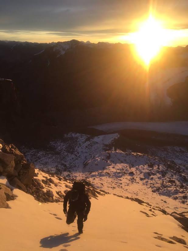 lander in de alpen
