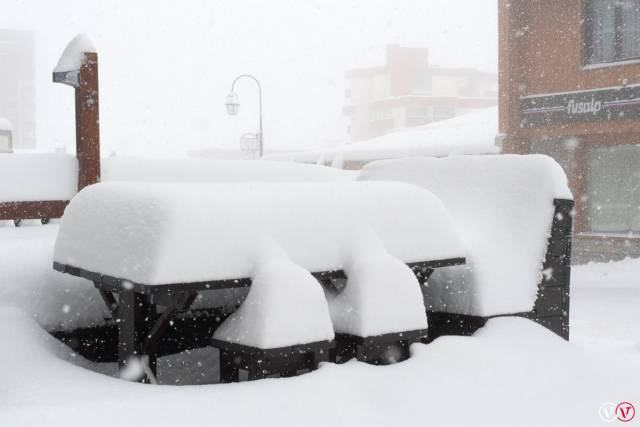 pak sneeuw val thorens