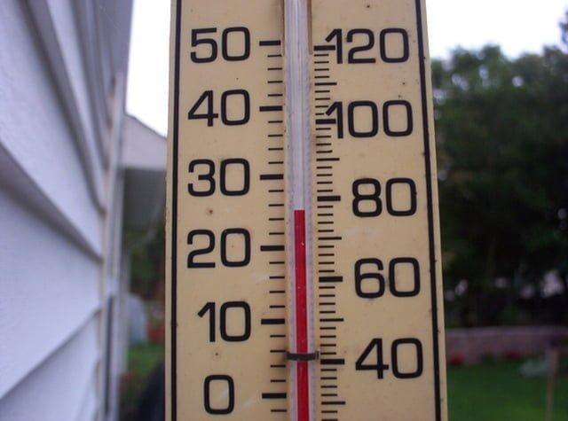 25 graden