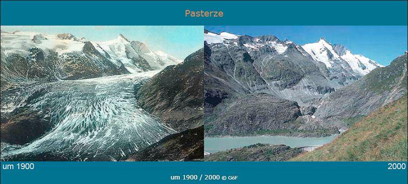 Pasterze gletsjer